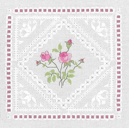Hardanger Roses