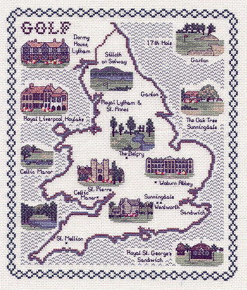 Golf in England and Wales