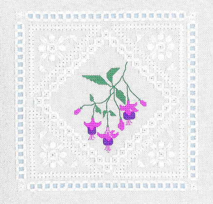 Hardanger Fuchsia