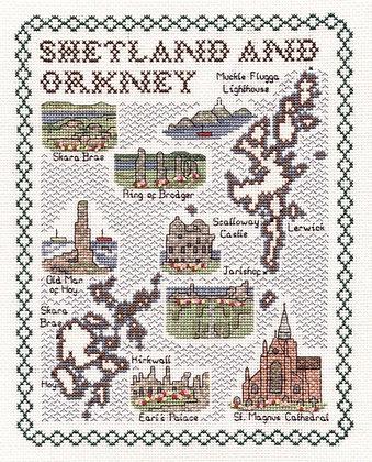 Shetland & Orkney