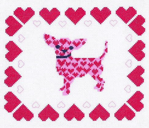 Chihuahua Hearts
