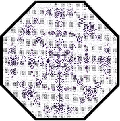 Octagon Patio
