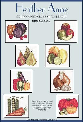 Fruit & Veg.