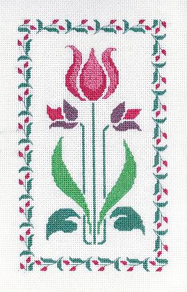 Stencil - Tulip