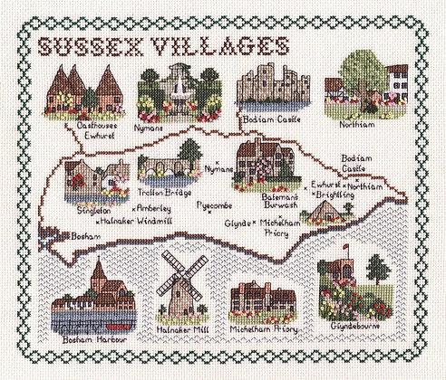 Sussex Villages