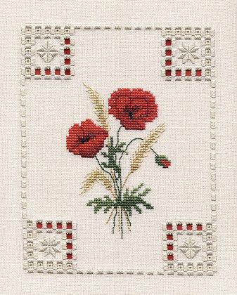Hardanger Poppies