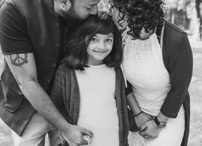 A Day with Jiah | Family photographer in Delhi