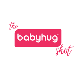 Babyhug Shot logo unit shot of the day.p