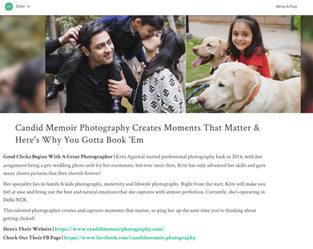 Featured in So Delhi