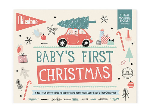 Booklet - Baby's First Christmas