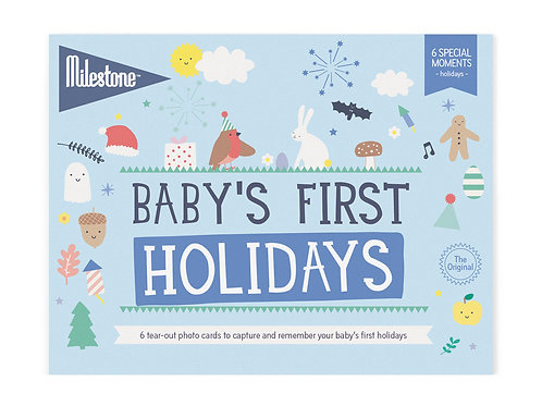 Booklet - Baby's First Holidays