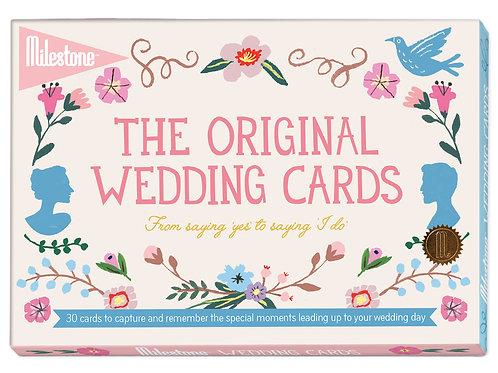 WEDDING Cards by Milestone™