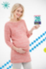 Milestone Cards Pregnant