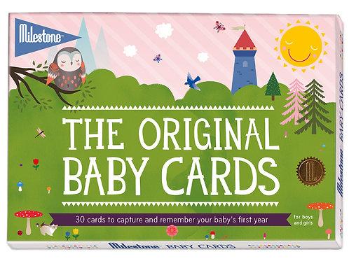 Original BABY Cards by Milestone™