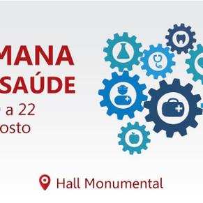 ASSEMBLEIA LEGISLATIVA DE SÃO PAULO PROMOVE SUA 21º EDIÇÃO DA SEMANA DA SAÚDE