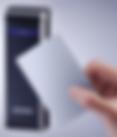 Registro de asistencia mediante huella, reconocimiento facial, tarjeta de proximidad o password