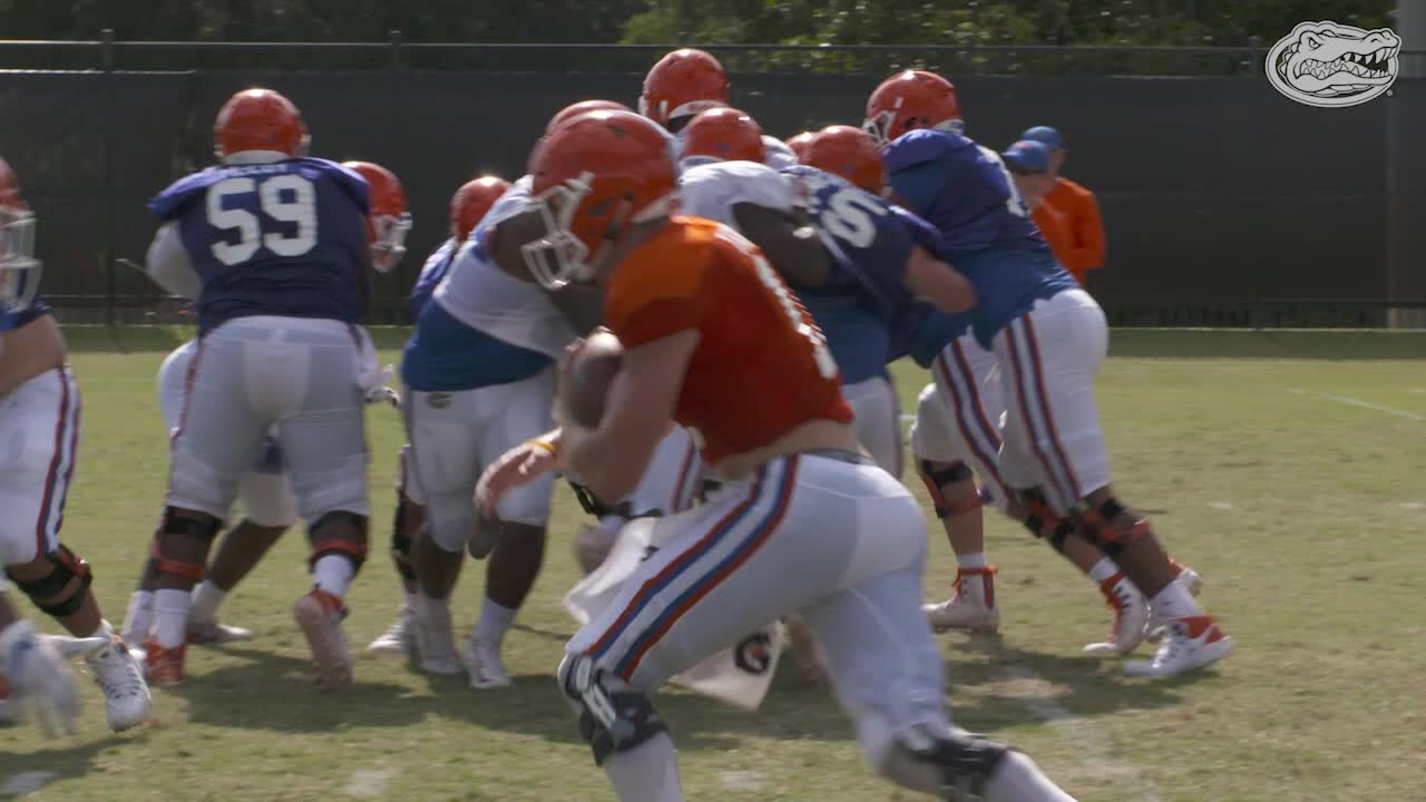 Gator Vision Practice Update (Shooting and Editing)