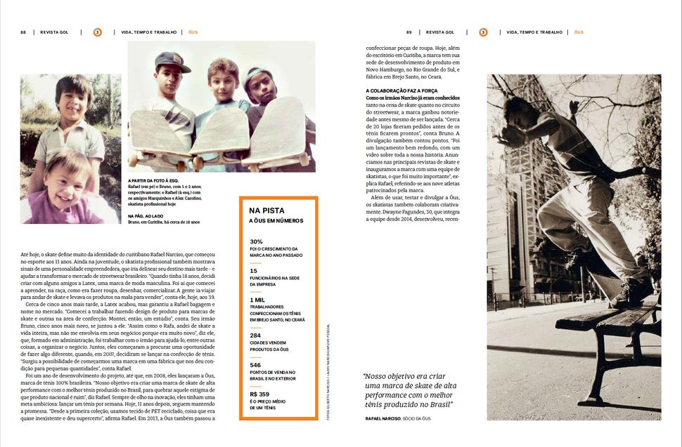 Revista Gol ed214