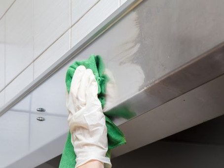OFFICE CLEANING MYTHS