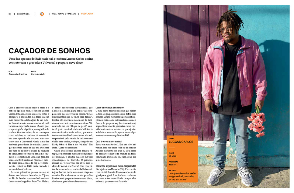 Revista Gol