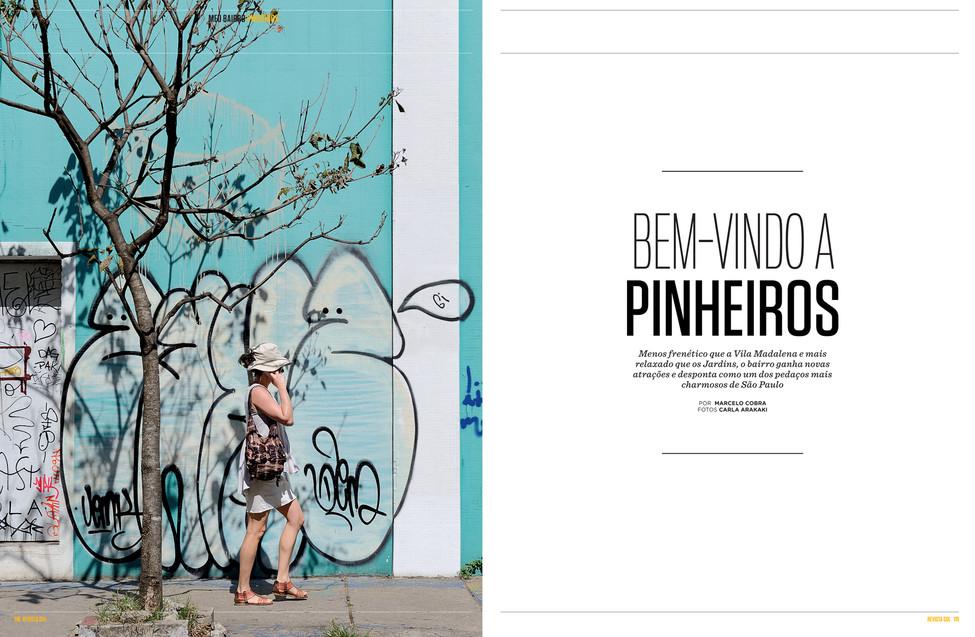 Revista Gol/ São Paulo