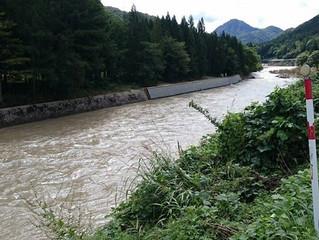南会津町 豪雨で大水害・道路崩壊