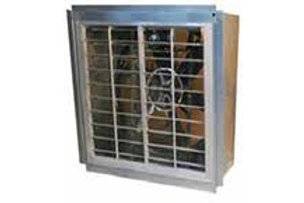 "24"" Coolair MNBF Series, 2 Speed Exhaust Fan"