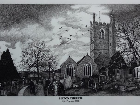 Pilton Church.