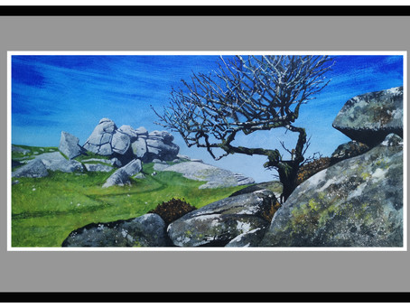 Essence of Dartmoor.