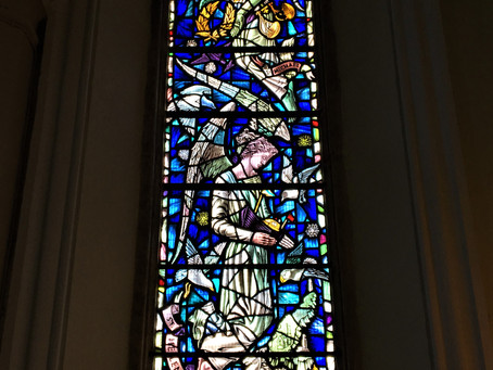 The Lundy Window.