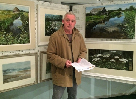 Pictures At An Exhibition….