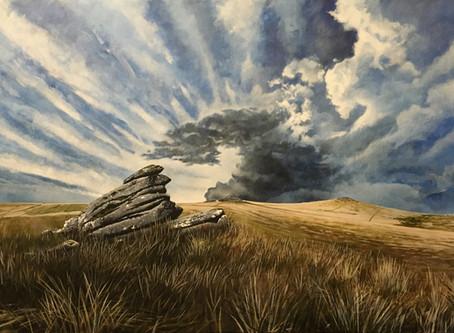 Ill Wind Over Dartmoor.
