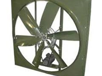 "36"" Coolair MNBF Series, 2 Speed Exhaust Fan"