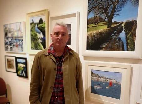 The Burton Gallery Exhibition 2018.