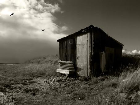 Fisherman's Huts at Crow.