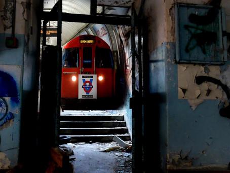 Victoria Line to Taddiport.