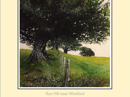 Bye Hill near Winsford