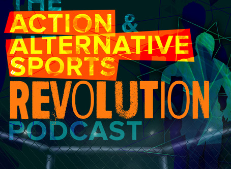 PodcastOne Officially Launches The Action & Alternative Sports Revolution