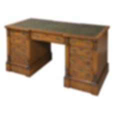 16  Pedestal Desk Buckingham w 157.jpg