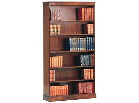 20 Tall Open Bookcase mahogany.jpg