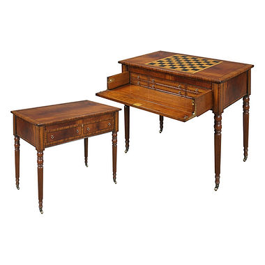 8  Secretaire Games Table Buckingham mah