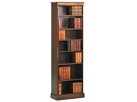 19  Tall Open Bookcase mahogany.jpg