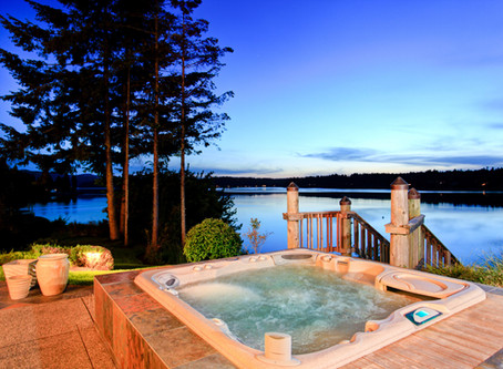 6 Reasons to Get a Hot Tub for Your Home