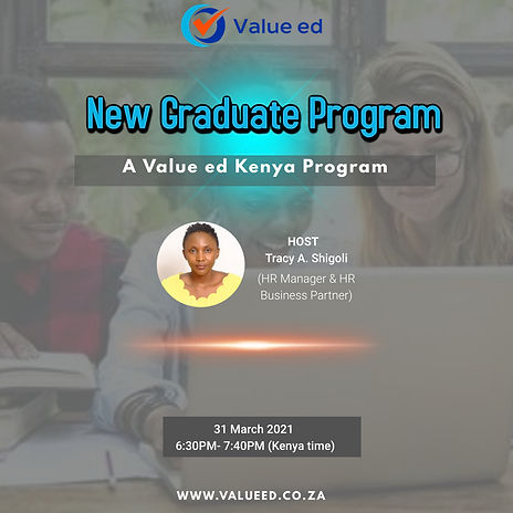 Copy of VALUE ED KENYA - Made with Poste