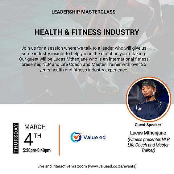 Leadership Masterclass (Health & Fitness Industry)