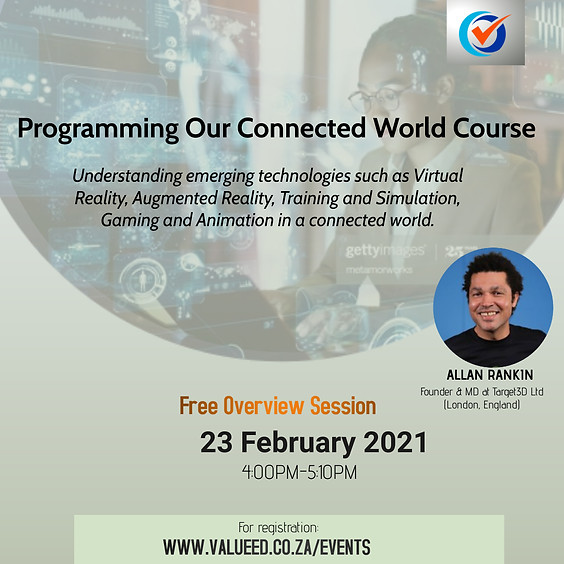 Programming Our Connected World Course Overview
