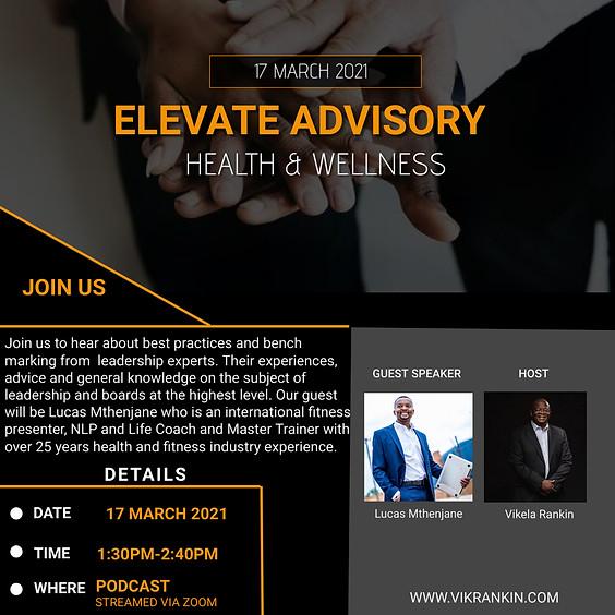 Elevate - Advisory (Health & Wellness)