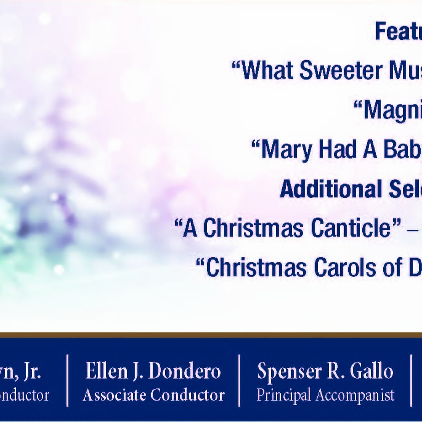 Winter Songs XIV: Lessons and Carols