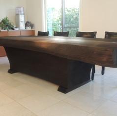 秋田杉 一木テーブル