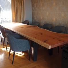 秋田杉会議テーブル